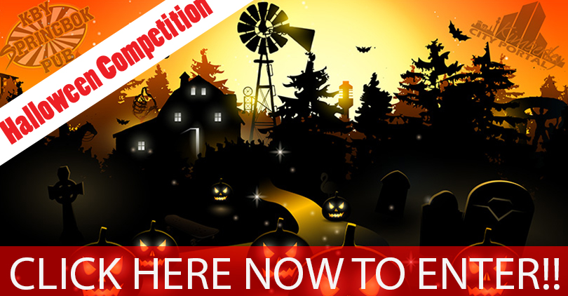 Sprinbokpub Halloween Competition